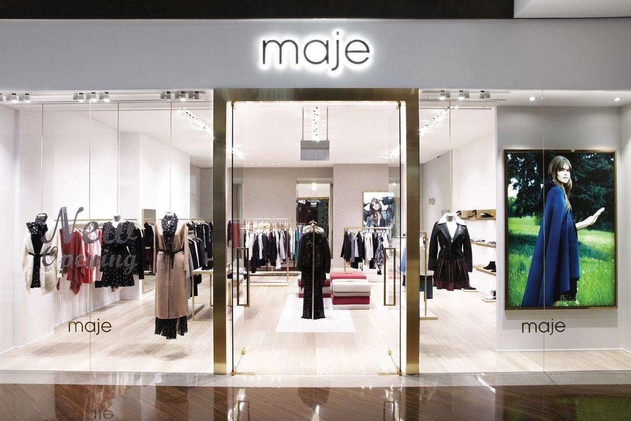 Maje opens at The Shoppes in Marina Bay Sands | Tatler Singapore
