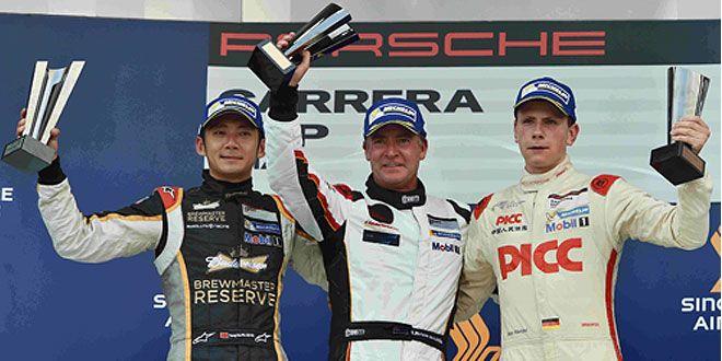 Porsche's racing saga