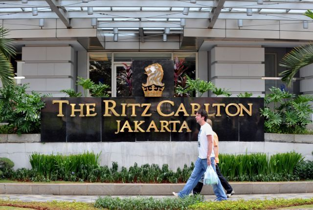 Ritz-Carlton most popular luxury hotel brand