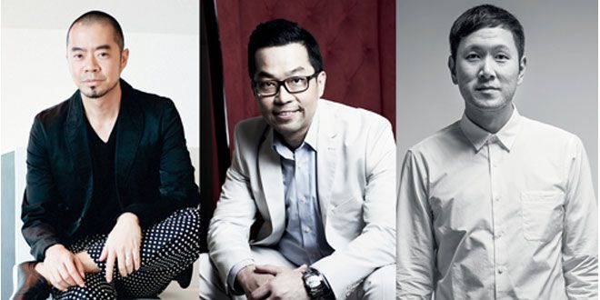 50 Most Influential in Singapore Design 2015: The Headliners