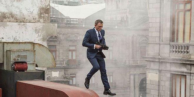 Tom Ford dressing James Bond in 'Spectre'