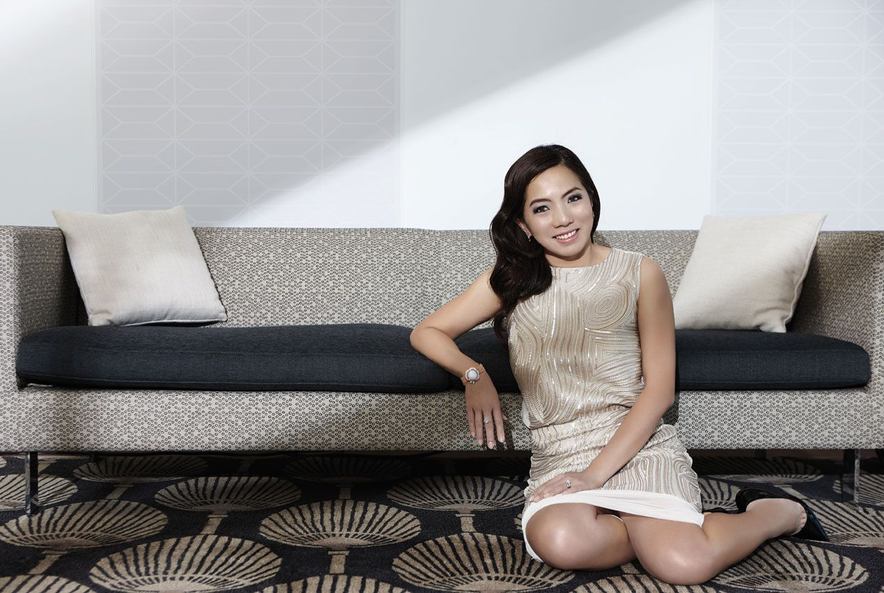 Banker with Heart | Singapore Tatler
