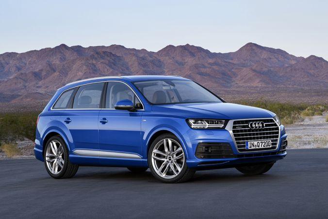 Audi confirms electric SUV plans