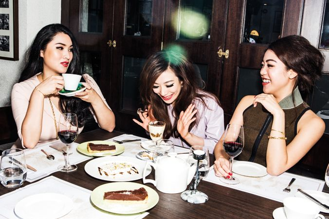 #ITGirls: Katiana Sukamto, Stephanie Lee and Carmen Ow