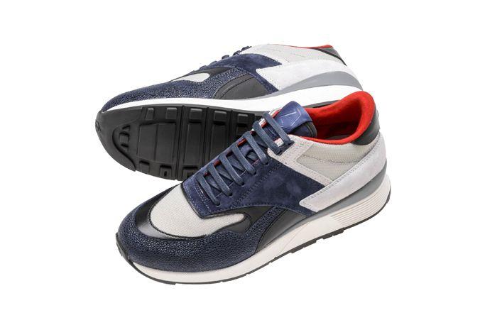 Z Zegna presents the Techmerino Sneaker
