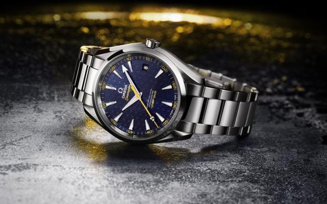 Baselworld 2015: James Bond inspires the latest Omega Seamaster