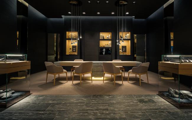 Audemars Piguet Open New Marina Bay Sands Boutique Singapore Tatler