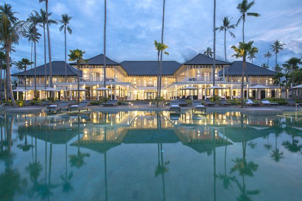 Weekend getaway: The Sanchaya