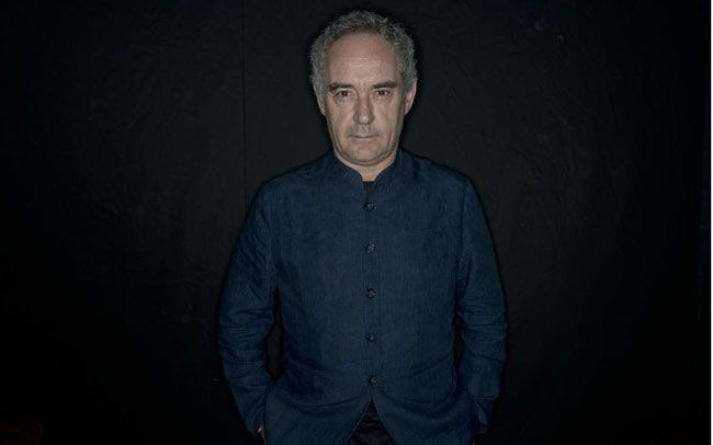 Chef Ferran Adria to host £895 elBulli-themed dinner in London