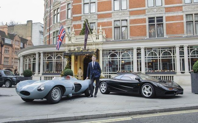 Web guide to classic cars launches