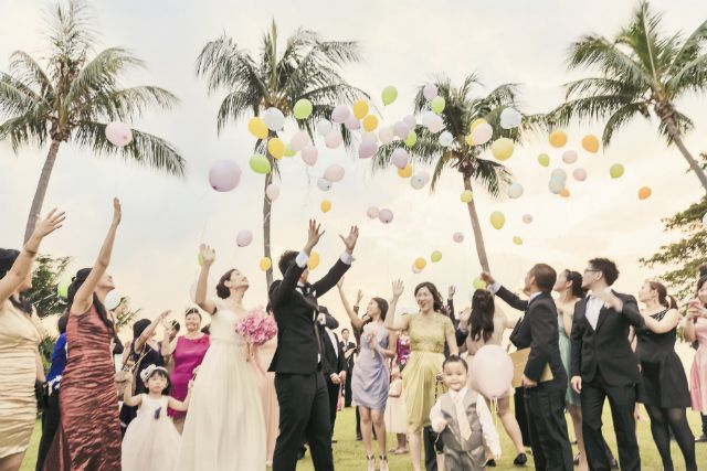 Wedding planners: The Wedding Entourage