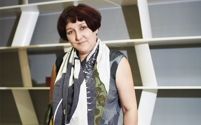 Spot on: Patrizia Moroso