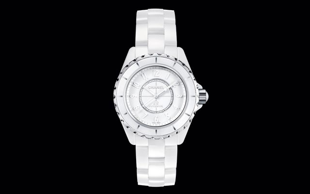 b86efb04 Face To Watch: Chanel J12 White Phantom   Singapore Tatler