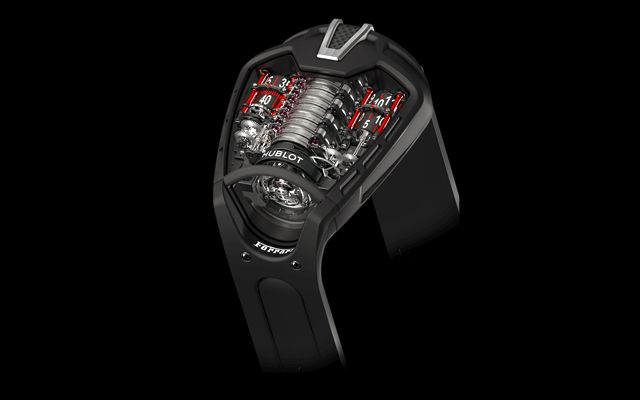 Hitting Top Gear: the Hublot MP-05 LaFerrari, Part 1