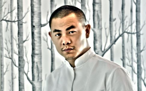One chef, one ingredient: Singapore's André Chiang on salt