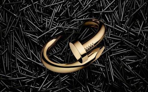 Cartier Juste Un Clou Jewellery Collection
