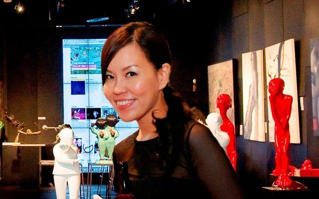 Singapore Galleries: Jazz Chong of Ode to Art