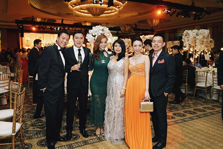 Clinton Ang, Shaun Tay, Tina Cheng, Marilyn Lum, Loh May-Han and Adrian Ng