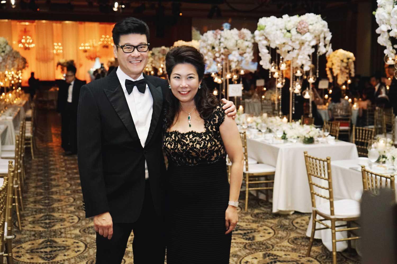 Francis and  Elizabeth Choy