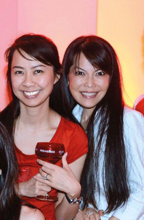 Audrey Sim and Kyoke Abe