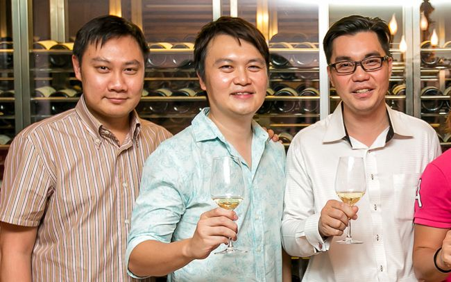 Joel Chang, Soh Chun Bin, David Lo