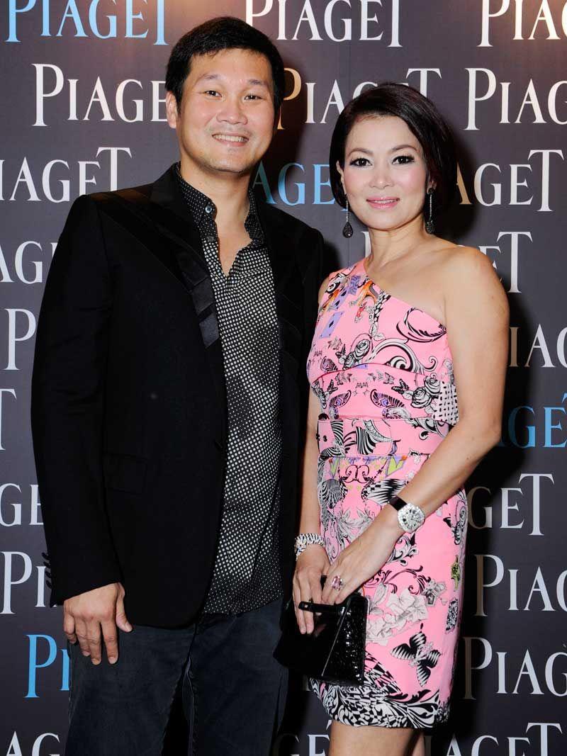 Han Seng Juan and Susanna Kang