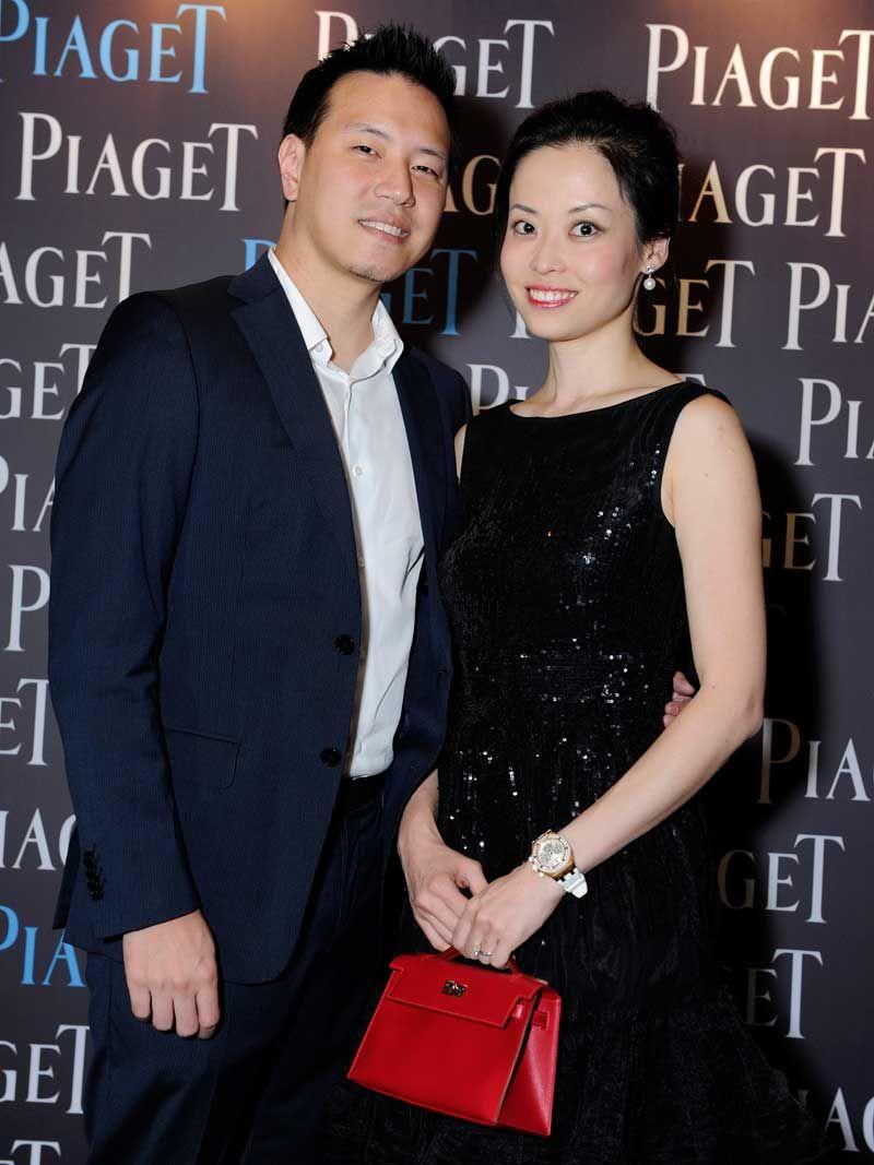 Alan Ho and Yvonne Lim