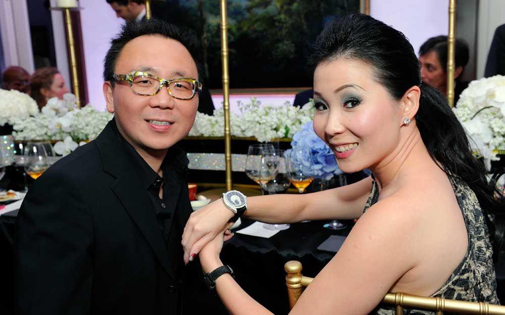 Chan Kok Weng and Elaine Lim-Chan