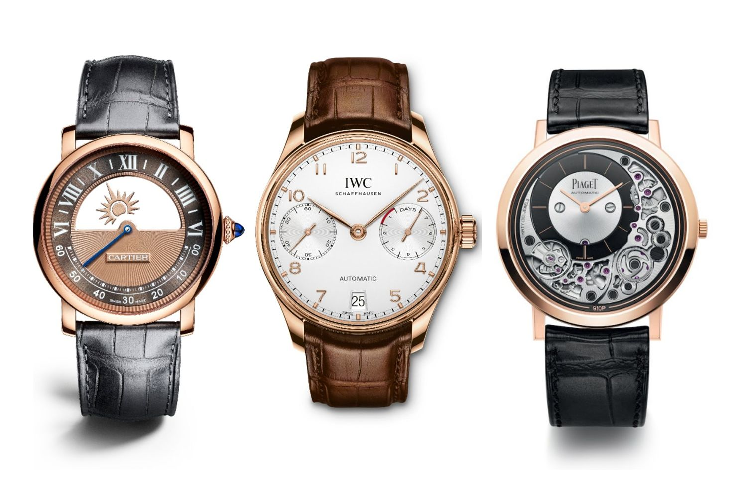 12 Men's Watches For Every Glamorous Occasion