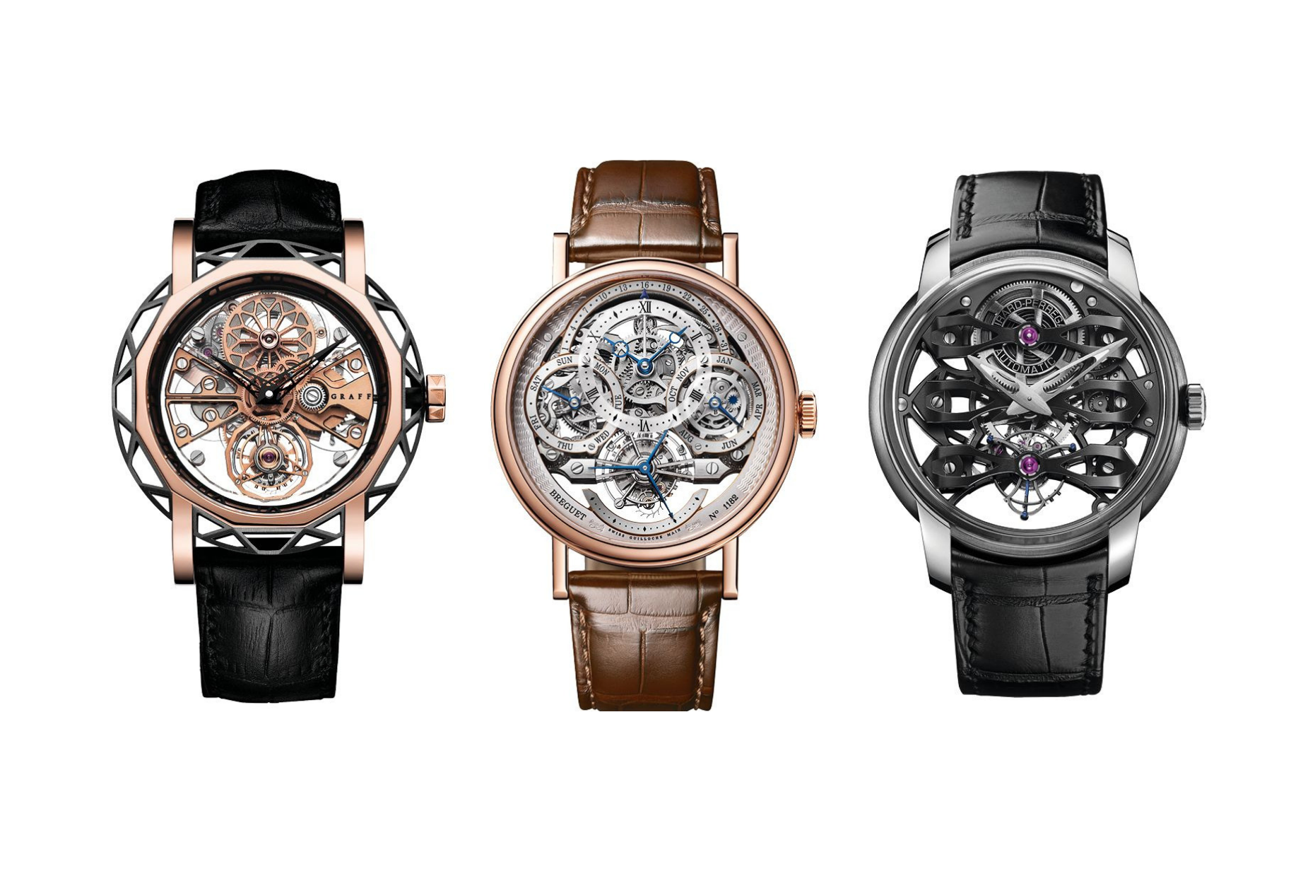 13 Luxury Skeleton Watches On Our Lust List