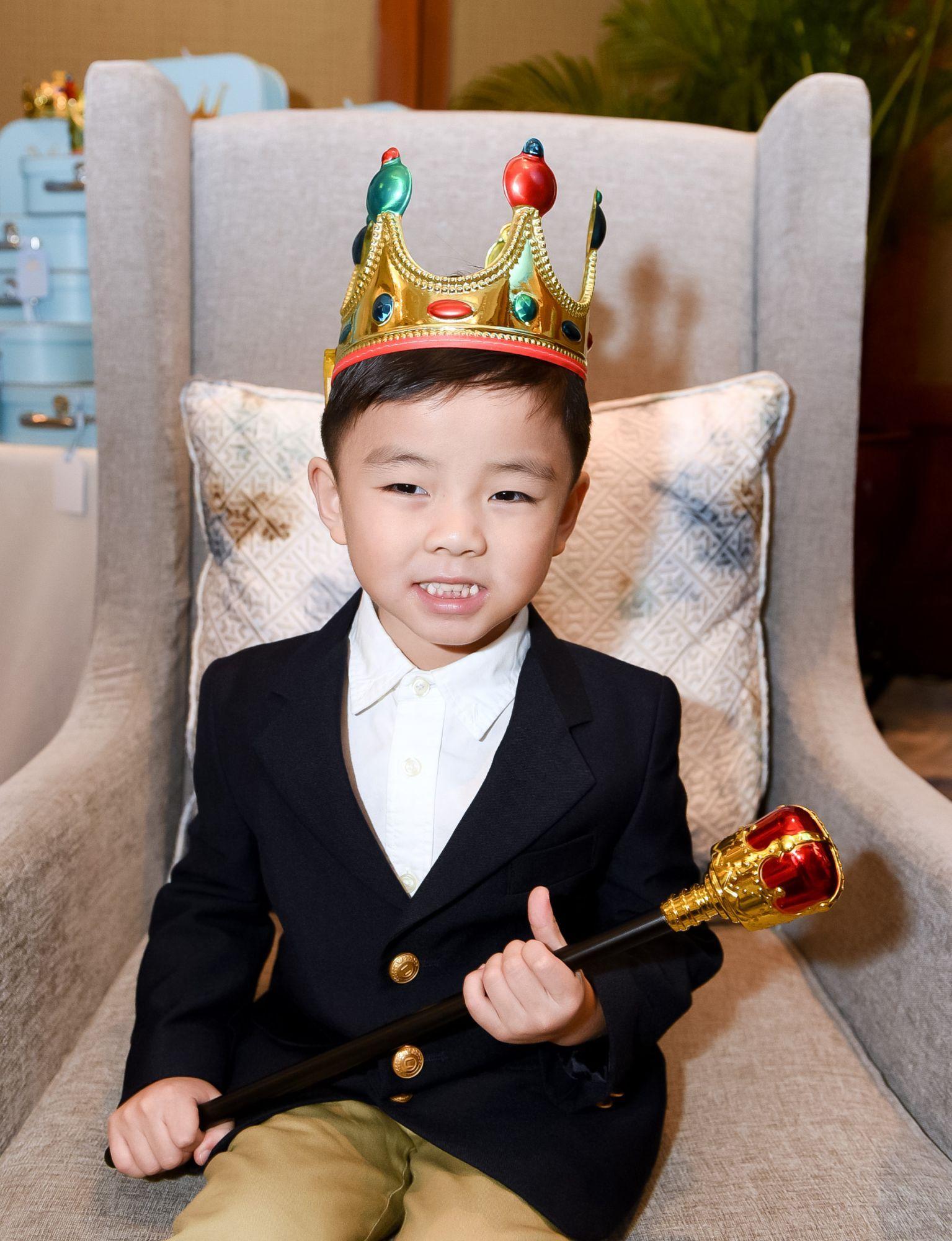 6 Of Society's Most Memorable Kids' Celebrations