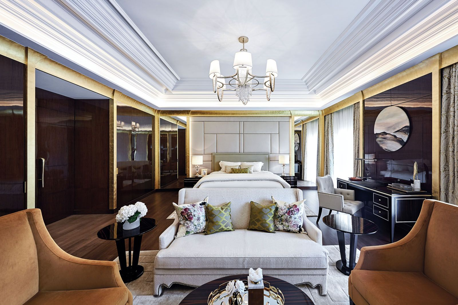 Home Tour A Glamorous Home Inspired By Roman Architecture Tatler Hong Kong