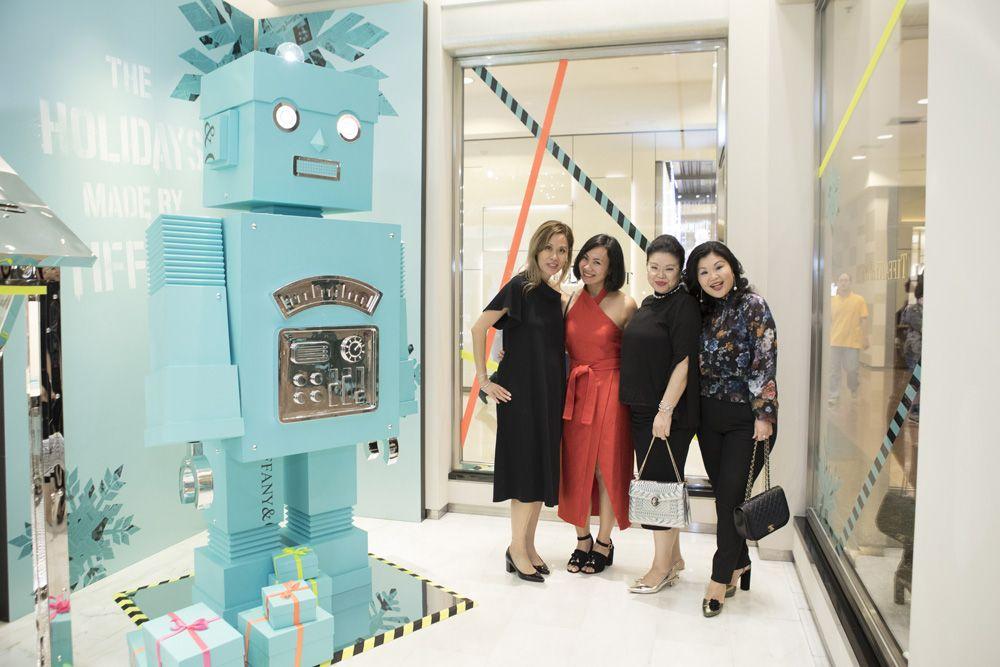 Marianne Liow, Karen Ang, Lam Min Yi, Lam Tse-Yi