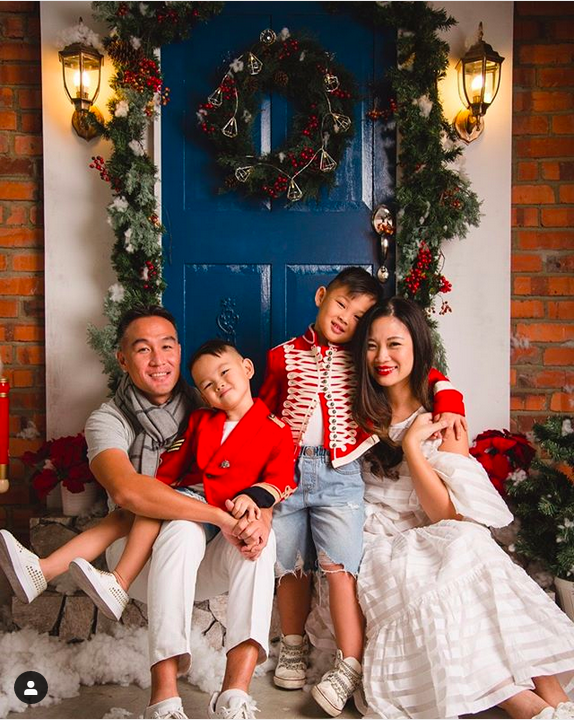 #Tatlergram: How Our Society Friends Celebrated Christmas In 2018