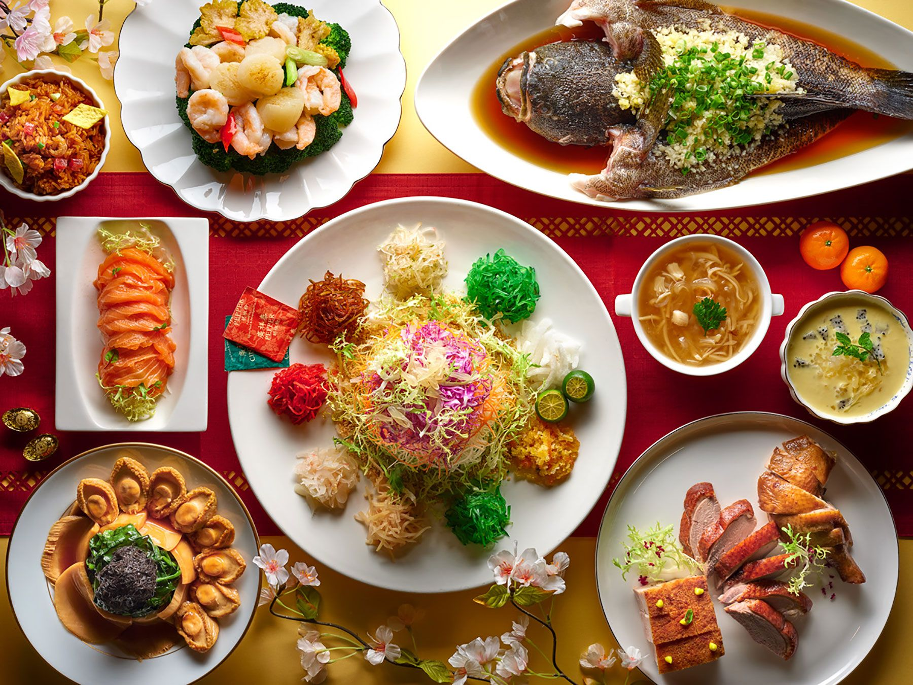 10 Restaurants Serving Up A Sumptuous Chinese New Year Feast