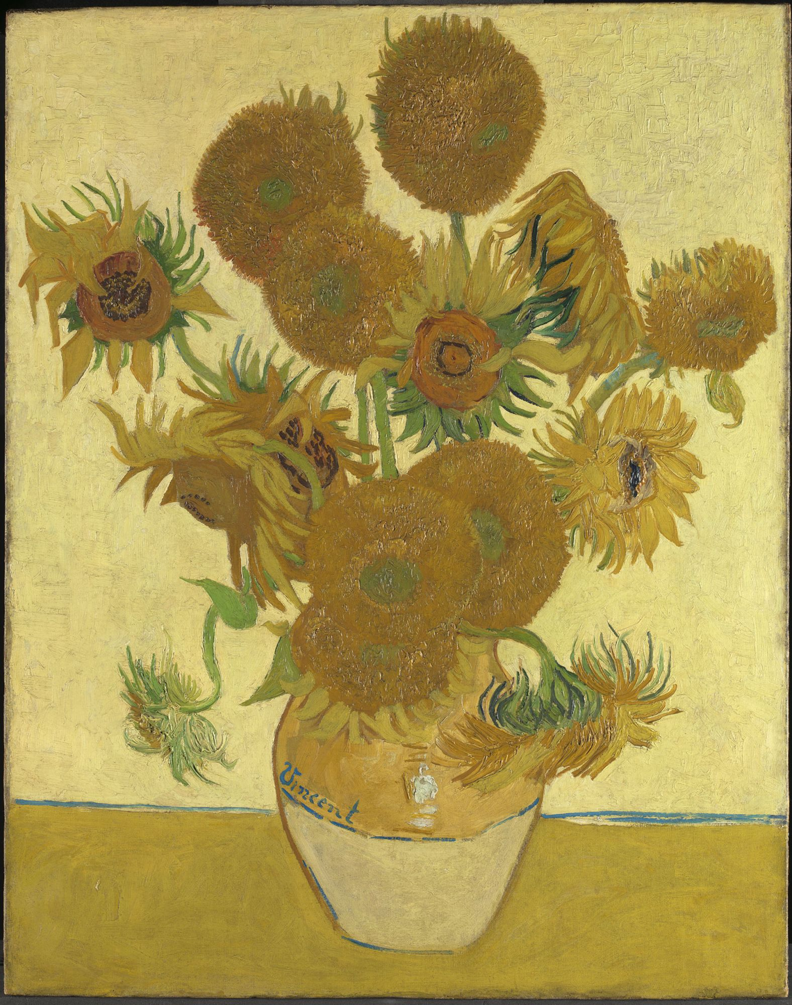 See Van Gogh's 'Sunflowers' In Japan During The Tokyo 2020 Olympics