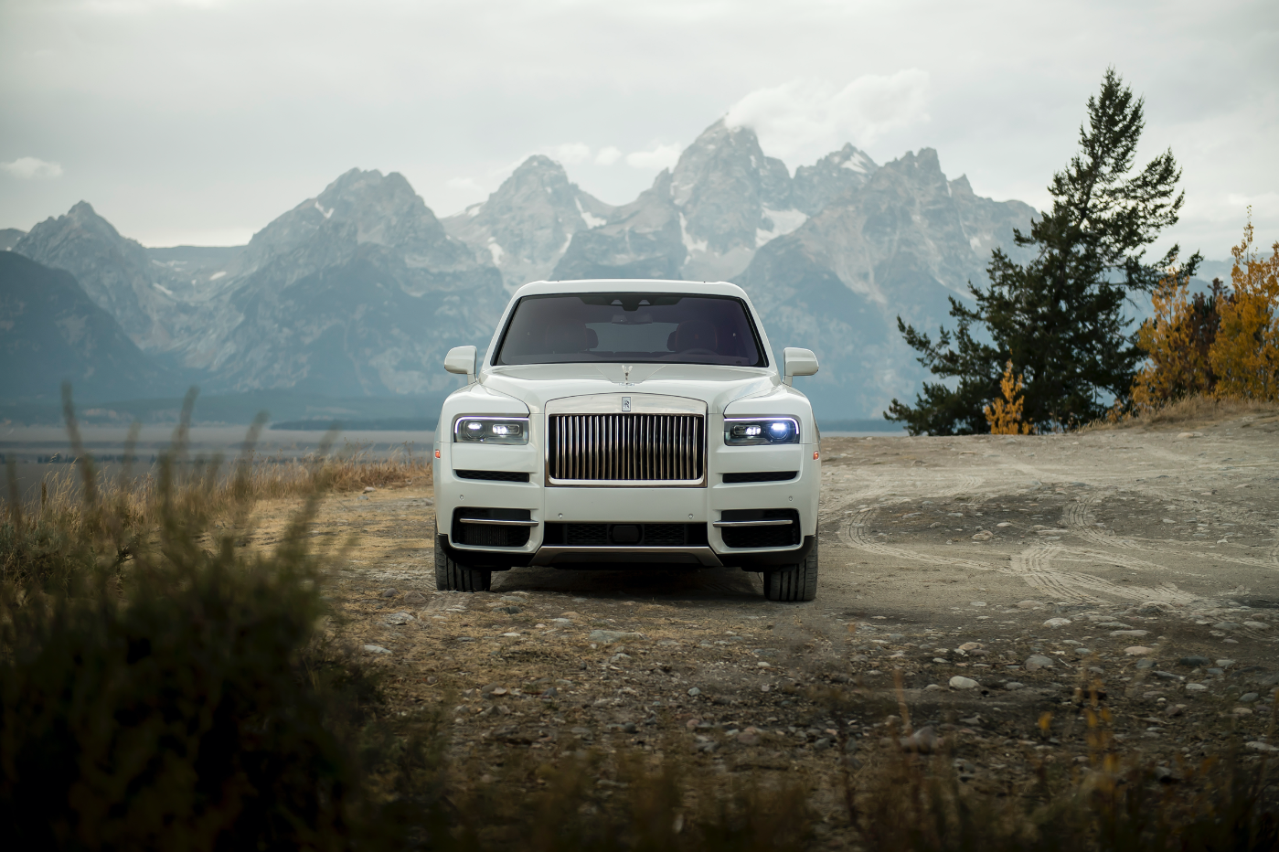 Why The Rolls-Royce Cullinan Is Luxury Redefined
