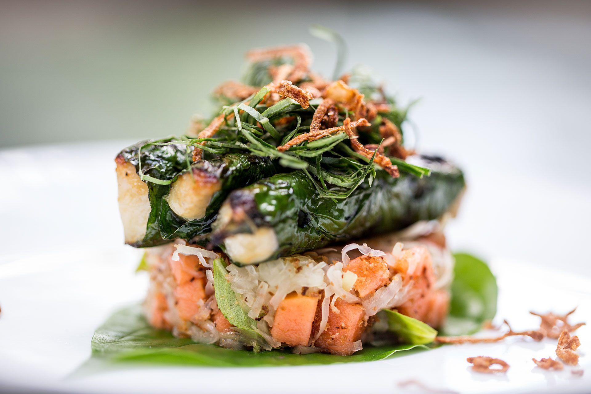 Where To Eat This Week: Oasis Restaurant, The Clifford Pier, Monti, Zafferano, Pou Restaurant & Bar, Lime Restaurant, Azur