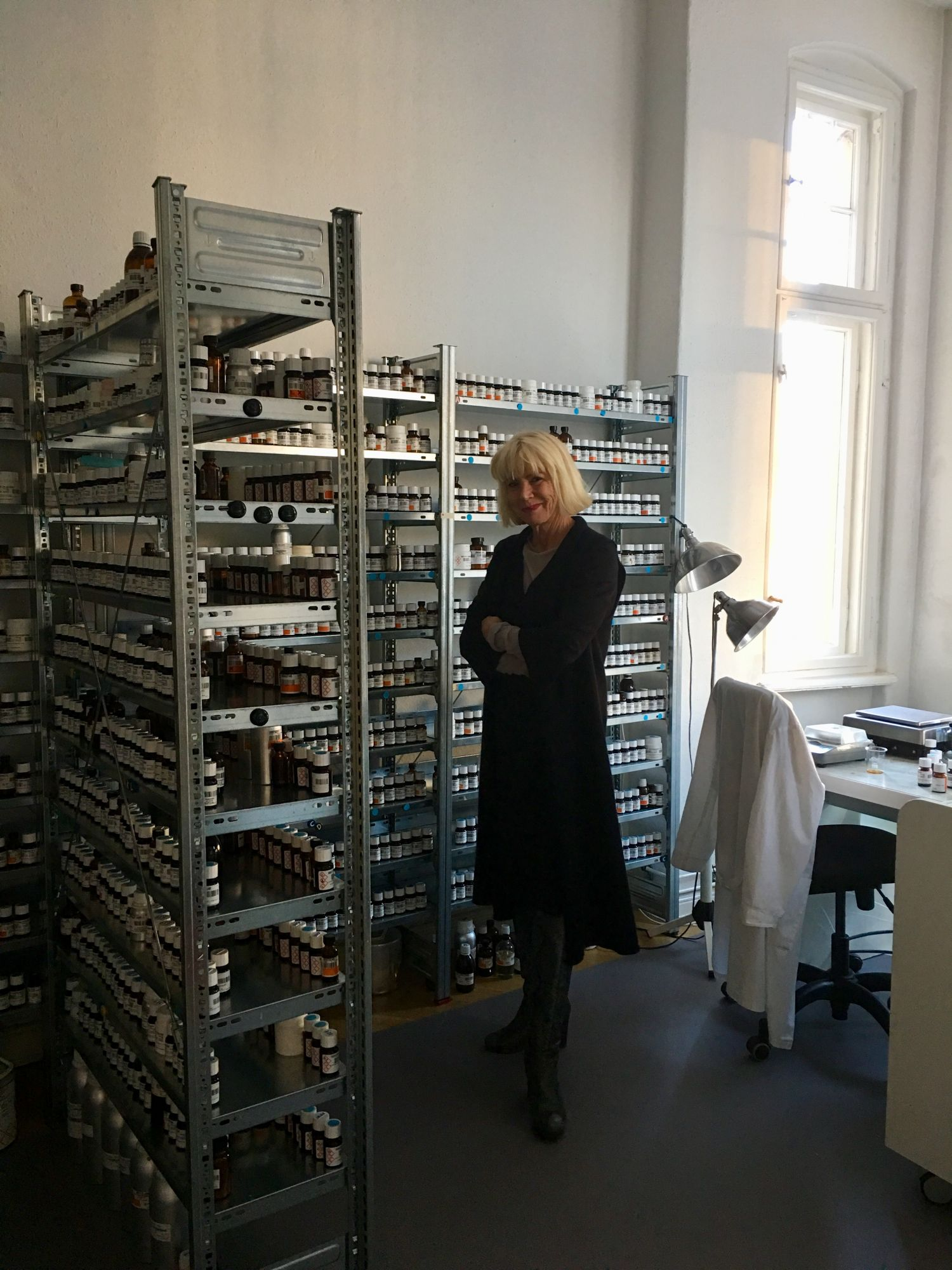 5 Minutes With… Olfactory Artist Sissel Tolaas