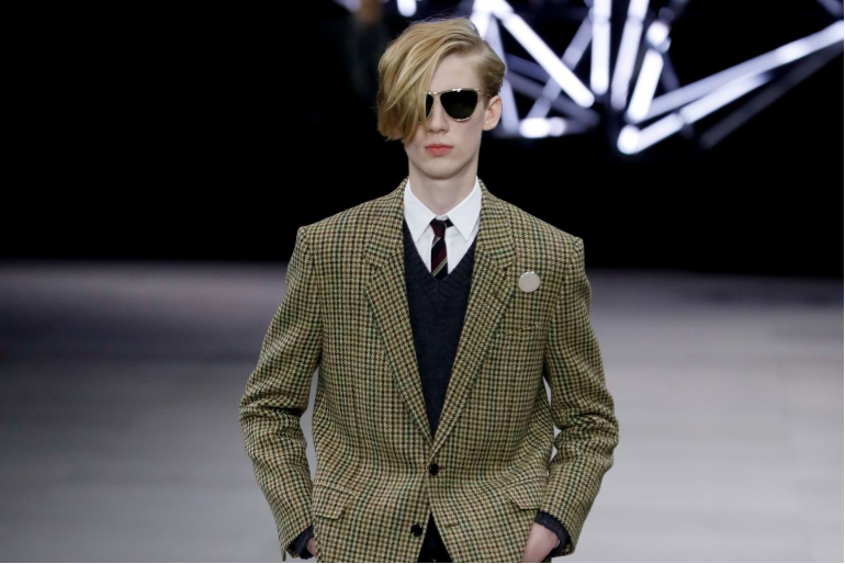 The Hottest Grooming Looks From Men's Fashion Week