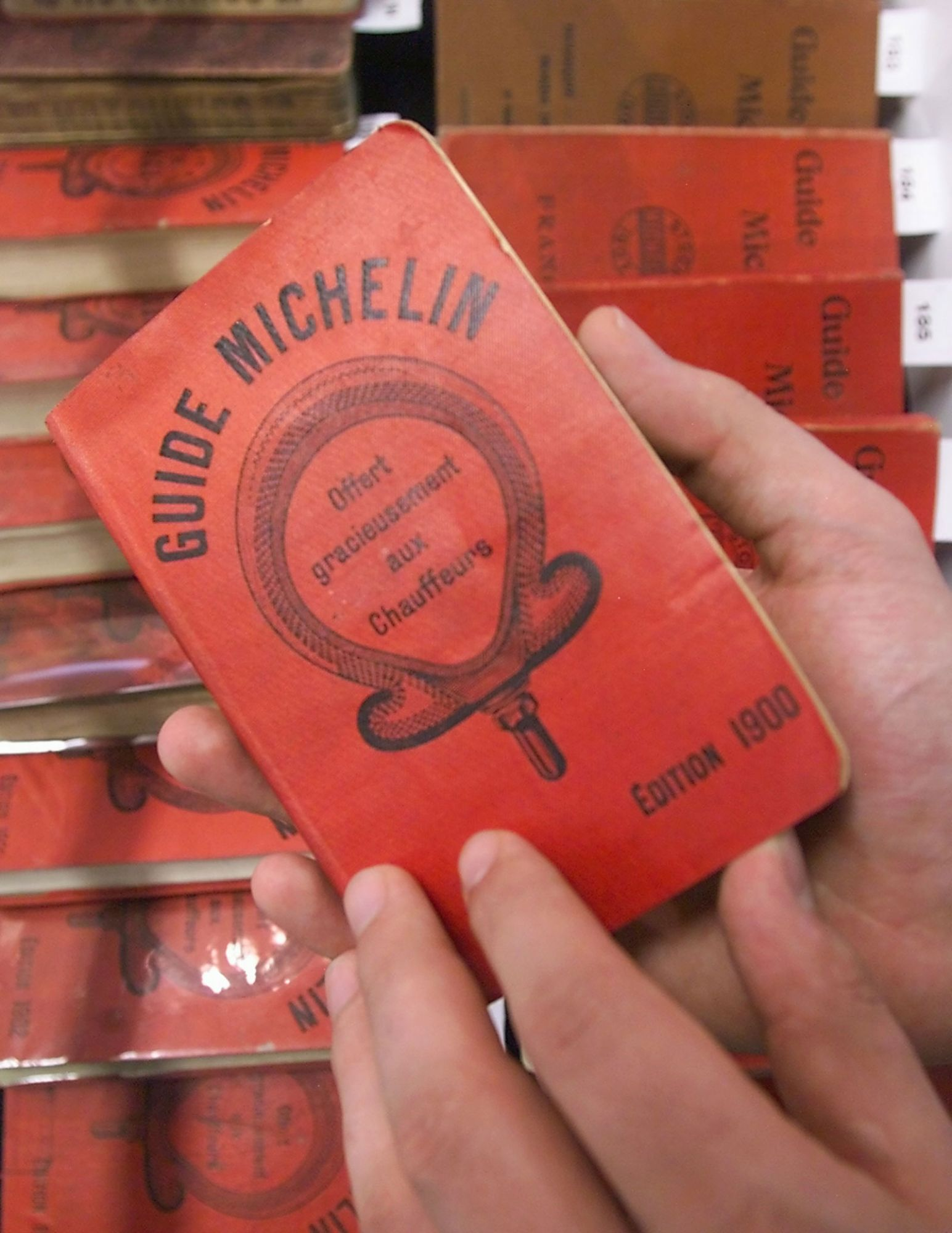 The History Of The Michelin Guide Explained
