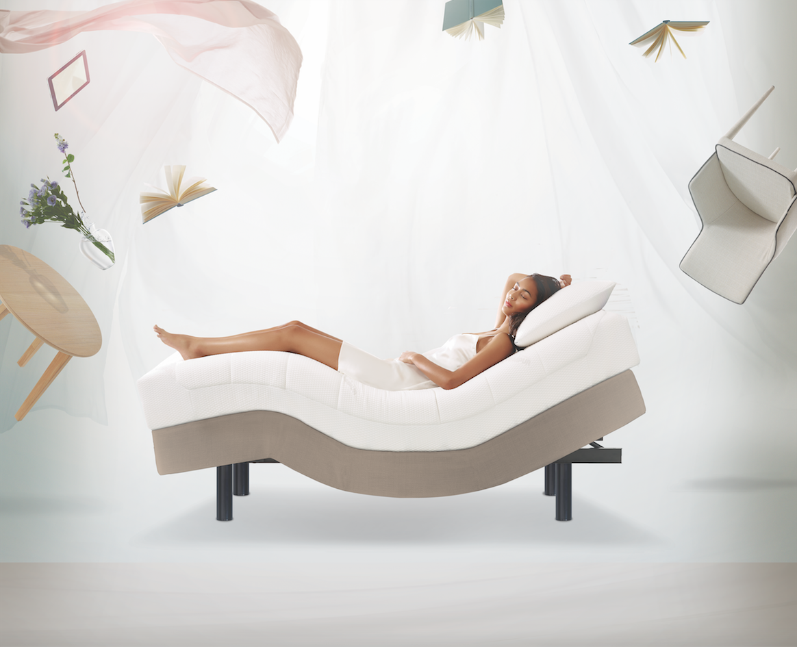 The Dream Bed That Adapts To Your Needs