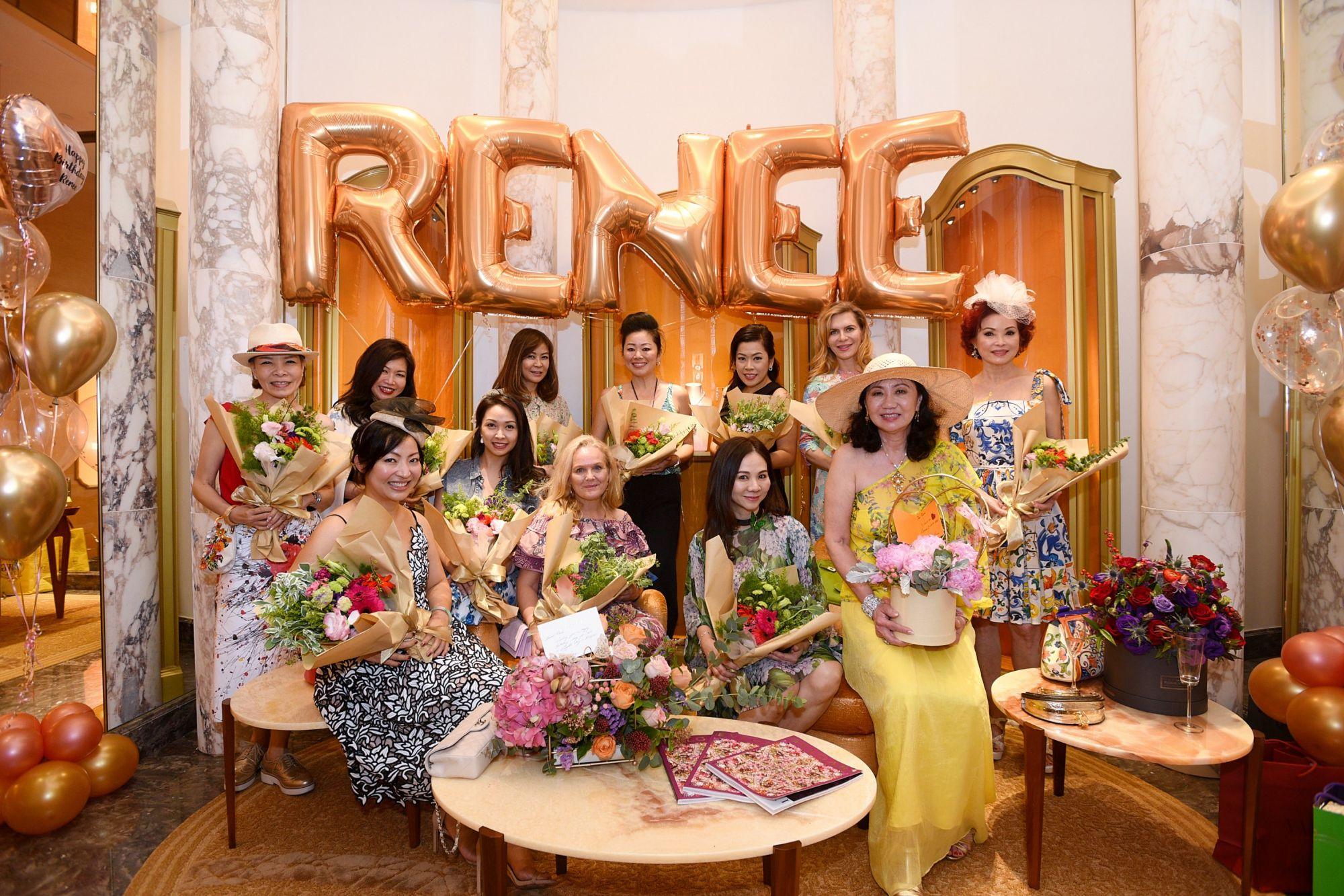 Grace Wong, Jessie Ho-Thong, Alicia Thian, Serene Sorensen, Alpha Cheah, Paulina Böhm, Linda Soo-Tan, Ching Lock Yuen, Kelly Keak, Mette Hartmann, Jacelyn Lai, Renee Tan