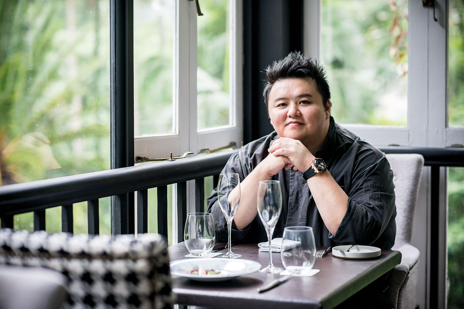 On The Pass: Jason Tan Of Corner House