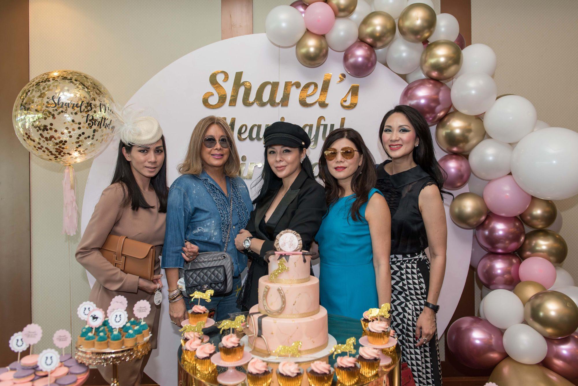 Priscilia Nilsson, Patty Kaunaung, Sharel Ho, Caroline Quach, Valerie Loo