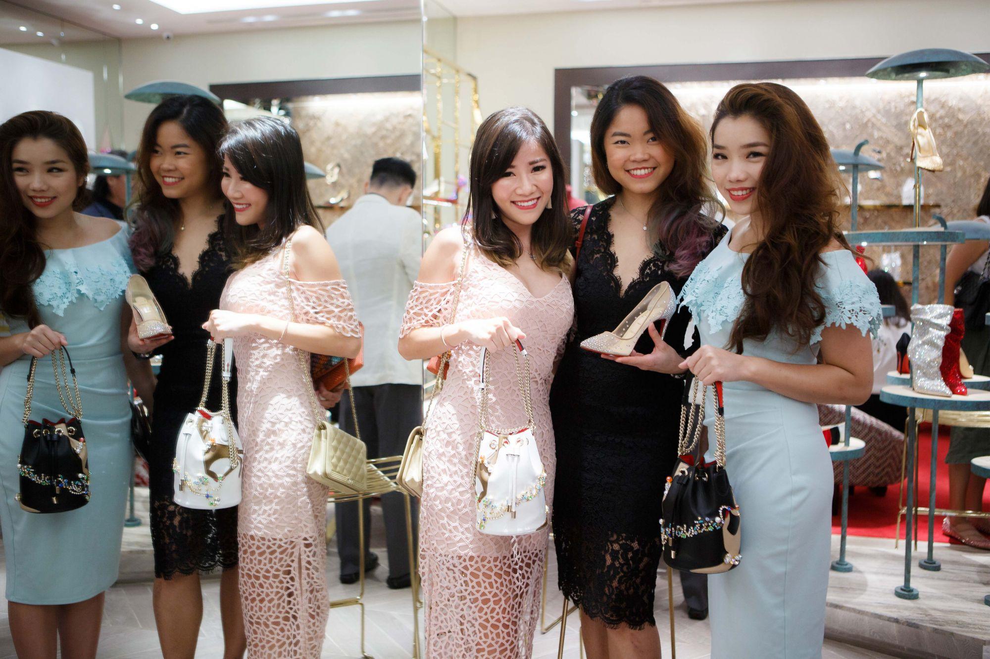 Samantha Tay, Cheryl Cheong, Liyann Seet