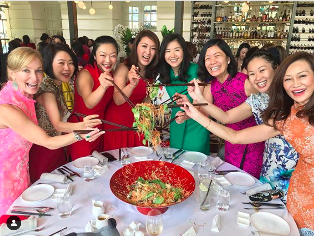 #Tatlergram: How Our Society Friends Celebrated Chinese New Year 2019