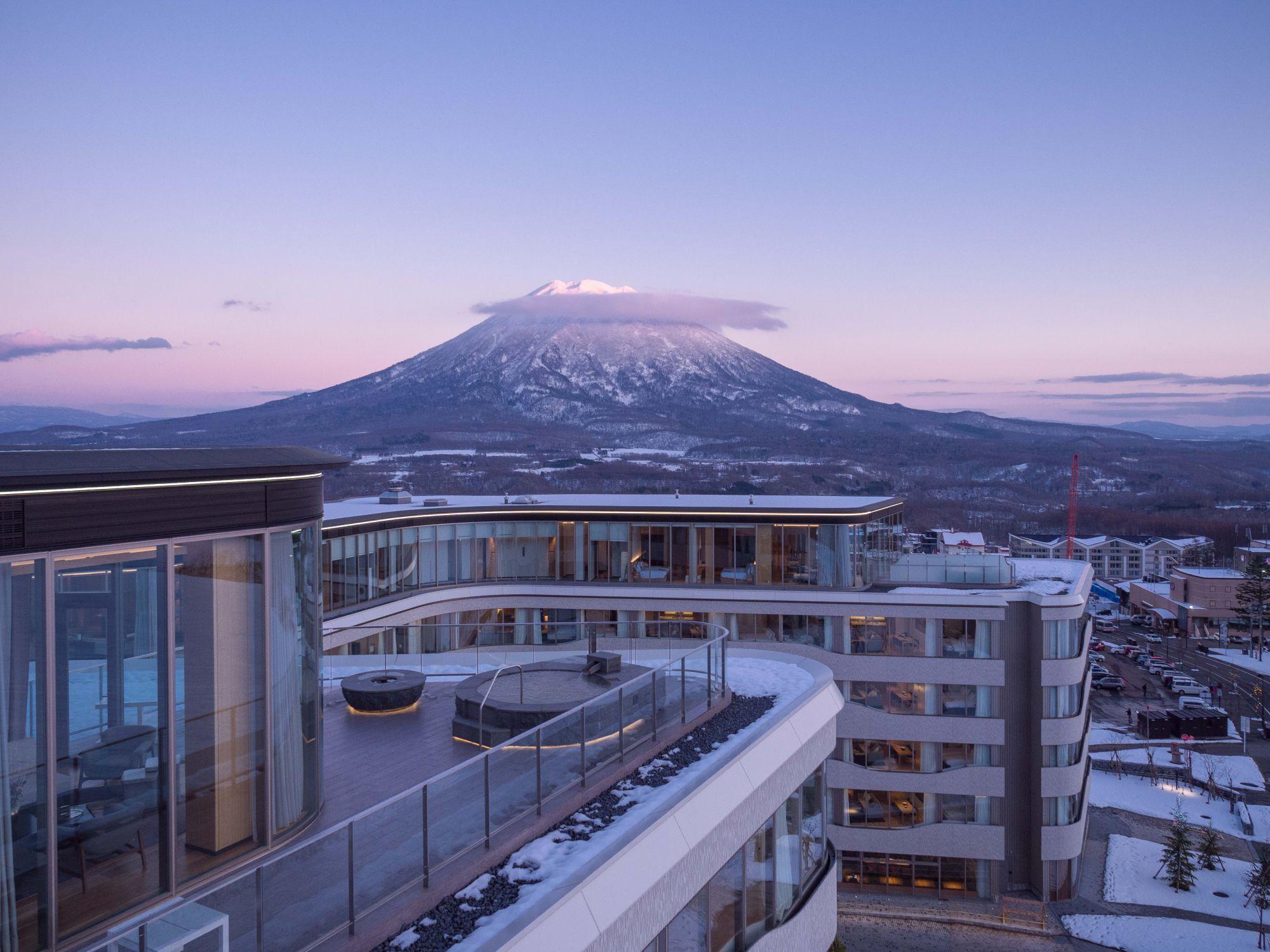 Hotel Review: Tatler Checks Into... Skye Niseko, A Premium Ski Lodge In Upper Hirafu
