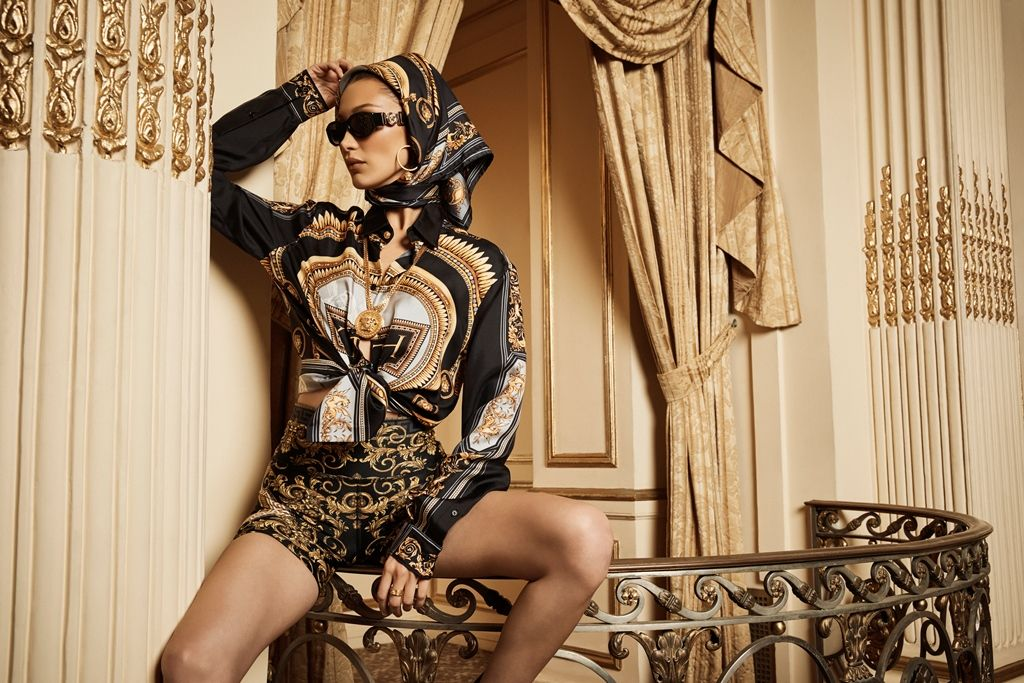 See: All The Looks From Versace's Collaboration With Kith