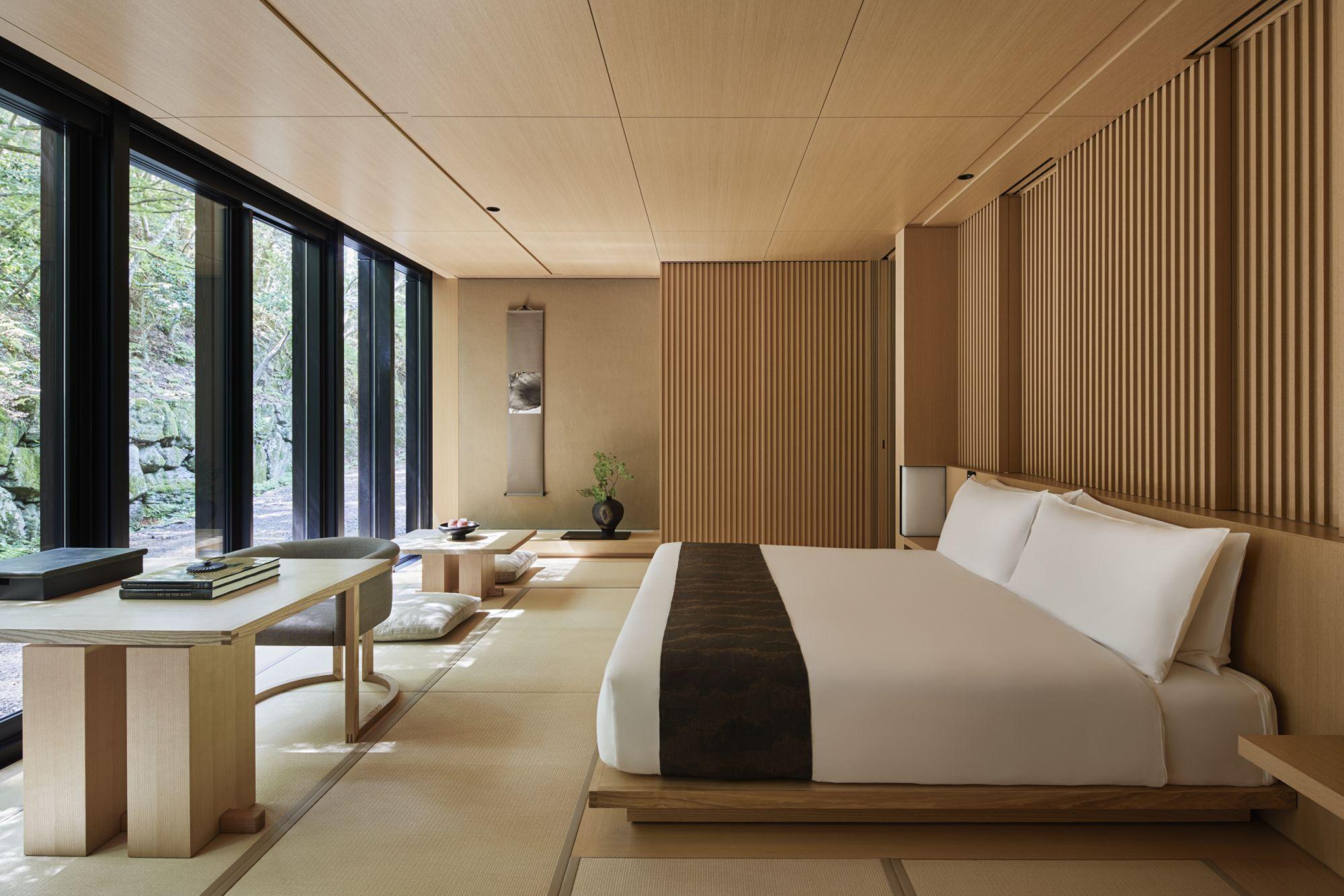 Aman's Newest Property Is A Secret Sanctuary In Quaint Kyoto